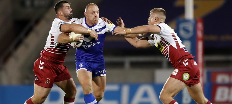 St helens v wigan betting previews horse betting tips wolverhampton civic